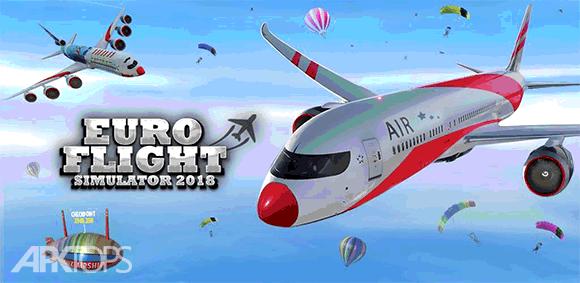 Airplane Simulator 2018 دانلود بازی شبیه سازی هواپیما 2018