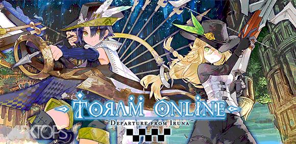 RPG Toram Online دانلود بازی نقش آفرینی تورام انلاین