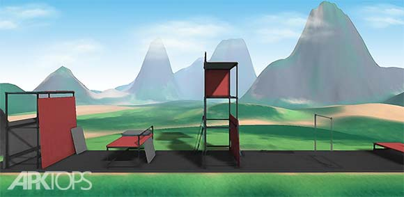 Flip Range دانلود بازی محدوده ی رهایی