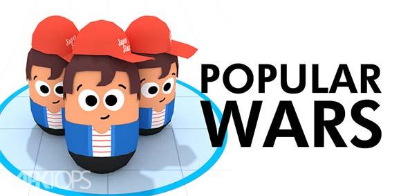 Popular Wars دانلود بازی جنگ های محبوب
