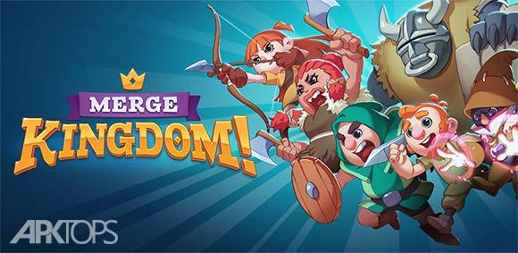 Merge Kingdom! دانلود بازی ترکیب پادشاهی