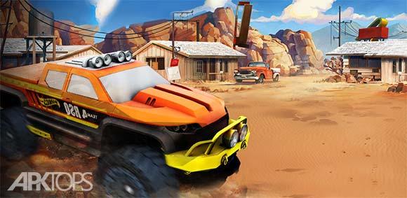 Freedom Racer دانلود بازی مسابقه دهنده ی ازادی