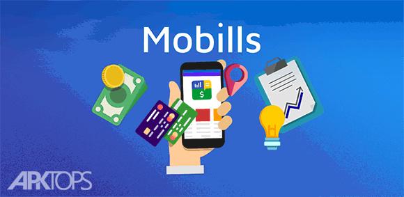 Mobills Budget دانلود برنامه حساب در امد و خرج موبایل