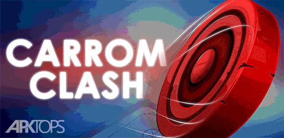 Carrom Clash دانلود بازی کروم کلش