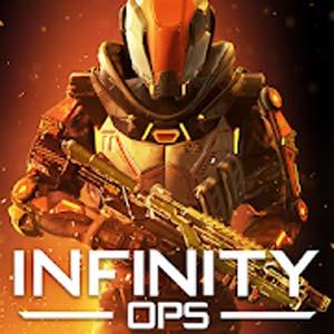 INFINITY OPS: Sci-Fi FPS v1.5.1 دانلود بازی فوق العاده نیرو های بی نهایت مبارزه ی علمی تخیلی اندروید