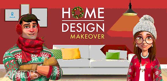 Home Design Makeover! دانلود بازی از نو طراحی کرده خانه