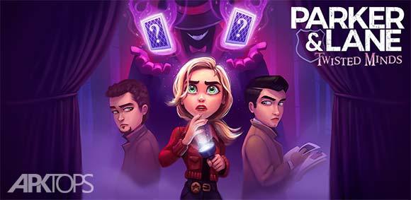 Parker & Lane: Twisted Minds دانلود بازی پارکر و لین ذهن پیچیده