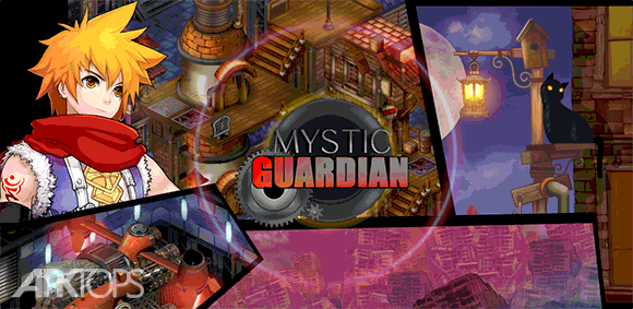 Mystic Guardian : Old School Action RPG دانلود بازی نگهبان مرموز