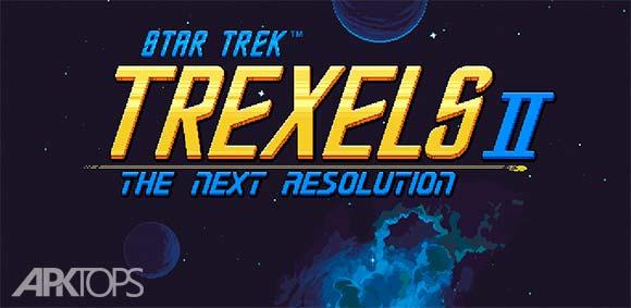 Star Trek Trexels II دانلود بازی استار ترک2