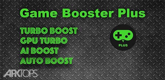 Game Booster 4x Faster (with advance settings) دانلود برنامه افزایش سرعت بازی ها