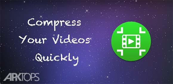 Video Compressor - Fast Compress Video & Photo دانلود برنامه فشرده سازی فیلم و عکس