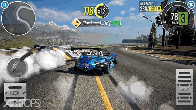 CarX Drift Racing 2 v1.3.1 دانلود بازی جذاب مسابقات دریفت 2
