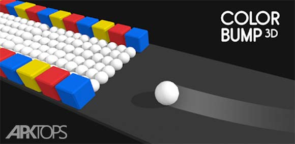 Color Bump 3D دانلود بازی موانع رنگی