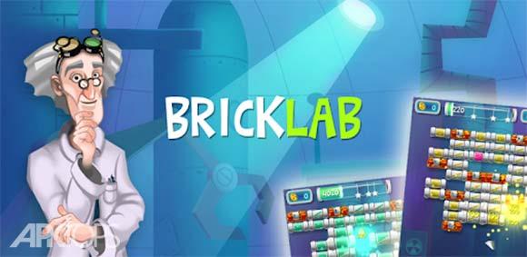 Brick Breaker Lab دانلود بازی ازمایشگاه شکستن اجر ها