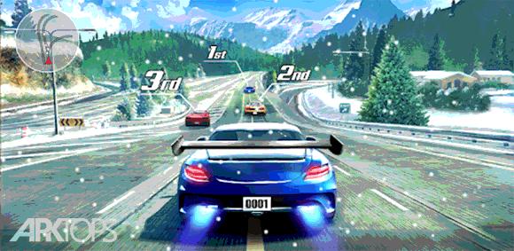 Street Racing 3D دانلود بازی مسابقه خیابانی