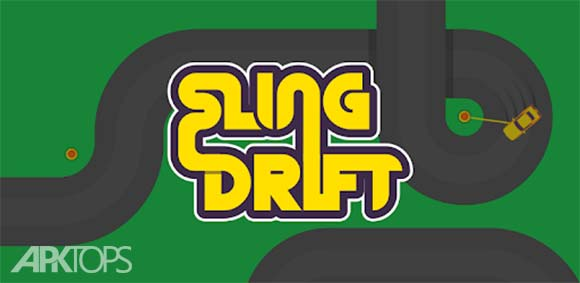 Sling Drift دانلود بازی دریفت با زنجیر
