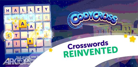 CodyCross: Crossword Puzzles دانلود بازی جدول کد گذاری شده با کلمات