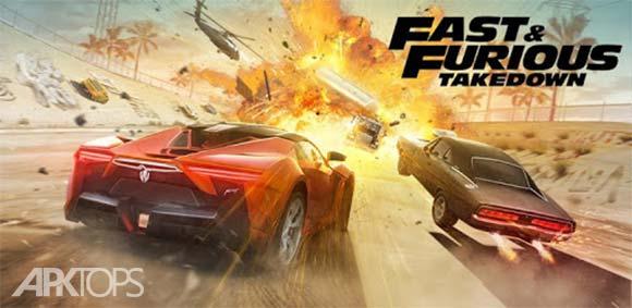 Fast & Furious Takedown دانلود بازی سریع و خشن خرابی