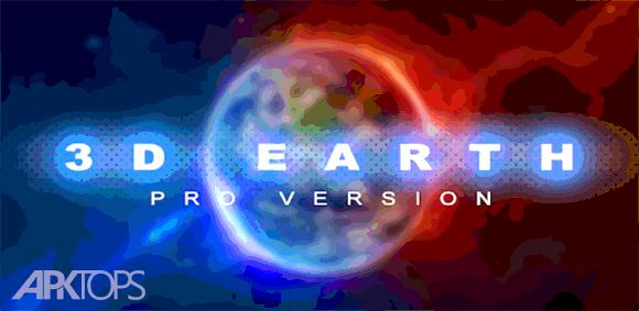 3D EARTH PRO - local weather forecast & rain radar دانلود برنامه هواشناسی سه بعدی