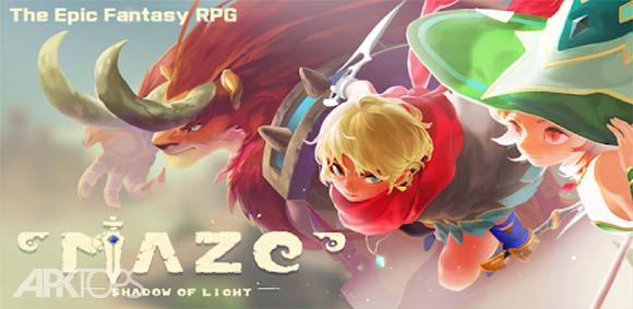 Maze: Shadow of Light دانلود بازی پر پیچ و خم سایه ی نور