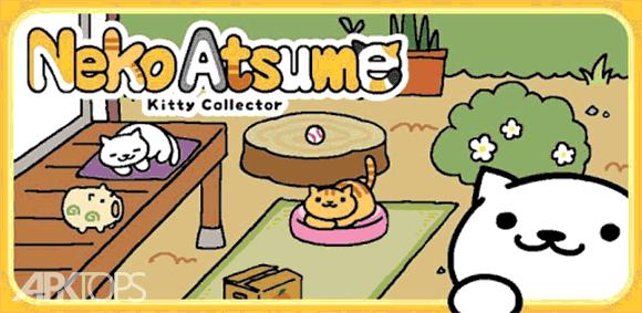 Neko Atsume: Kitty Collector دانلود بازی جمع اوری کننده کیتی ها
