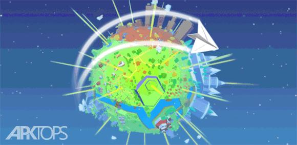 Paper Plane Planet دانلود بازی سیاره هواپیمای کاغذی