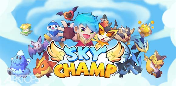 Sky Champ: Monster Attack (Galaxy Space Shooter) دانلود بازی قهرمان نبرد فضایی