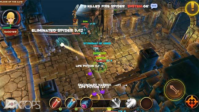 Guardian Prelude:Pure MMORPG v1.0.16 دانلود بازی نگهبانان مقدم