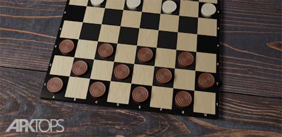 Checkers v4.1.2 دانلود بازی تخته ای چکرز