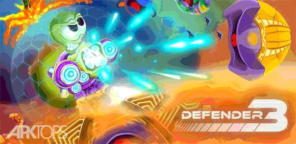 Space Defense - Shooting Game دانلود بازی دفاع هوایی