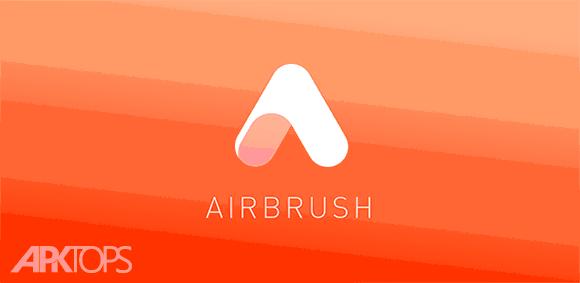 AirBrush: Easy Photo Editor دانلود برنامه ویرایش و ارایش کردن تصاویر
