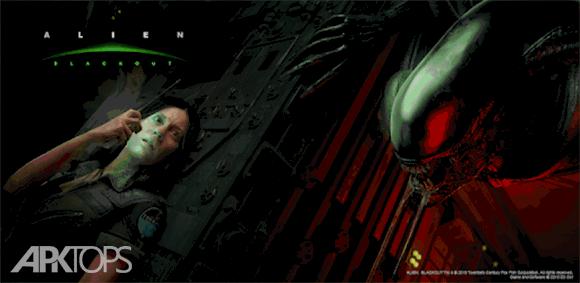 Alien: Blackout دانلود بازی بیگانه خاموشی