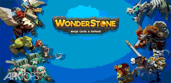 The Wonder Stone: Hero Merge Defense Clan Battle دانلود بازی سنگ شگفت انگیز