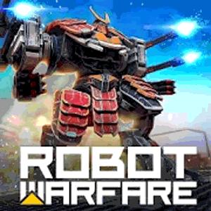 Robot Warfare: Mech battle v0.2.2281 دانلود بازی نبرد ربات ها + مود اندروید