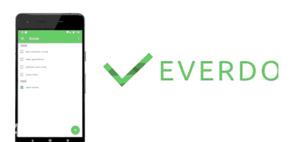 Everdo: to-do list and GTD® app دانلود برنامه اوردو مدیریت کار ها