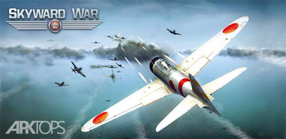 Skyward War - Mobile Thunder Aircraft Battle Games دانلود بازی جنگ آسمان