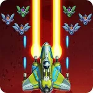 Galaxy Invaders: Alien Shooter v1.2.5 دانلود بازی مهاجمان کهکشان + مود اندروید