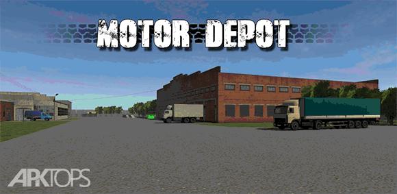 Motor Depot دانلود بازی کامیون حمل بار