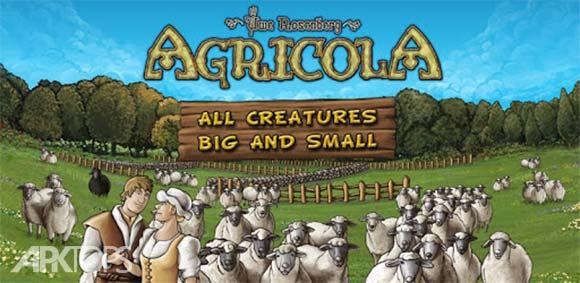 Agricola All Creatures دانلود بازی همه موجودات اگریکولا