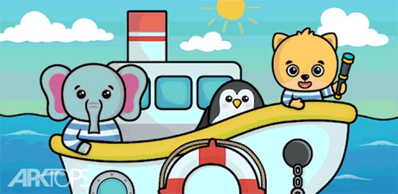 Preschool games for little kids دانلود بازی سرگرمی های قبل مدرسه برای بچه ها