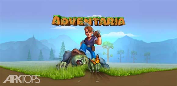 Adventaria: 2D World of Craft & Mining دانلود بازی ماجراجویی در دنیای دو بعدی