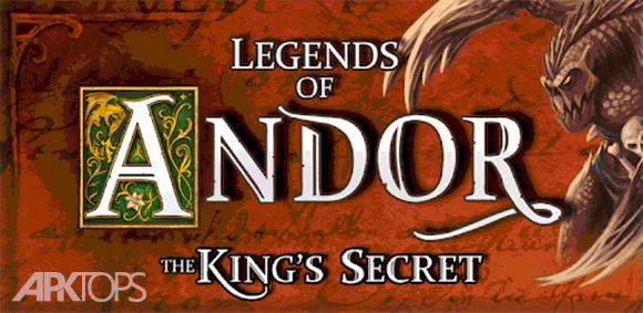 Legends of Andor – The King's Secret دانلود بازی افسانه ی اندور