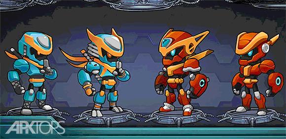 Robo Avenger دانلود بازی ربات انتقام جوی