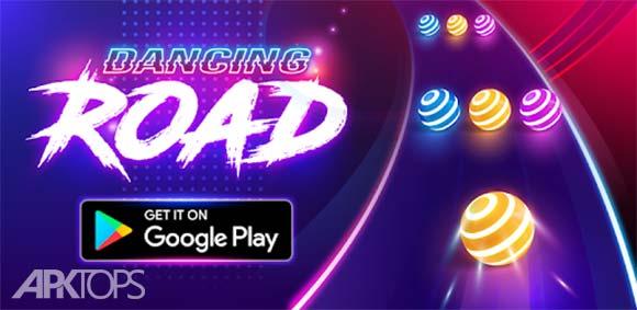 Dancing Road: Colour Ball Run! دانلود بازی مسیر رقصان توپ های رنگی