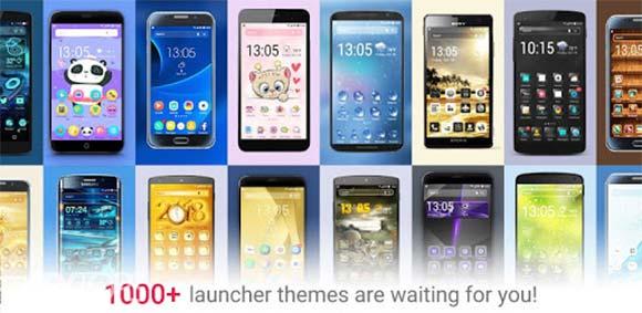 Ace Launcher - 3D Themes&Wallpapers دانلود برنامه لانچر ایس