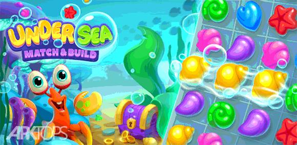Undersea Match & Build دانلود بازی ساخت و مچ زیر دریا