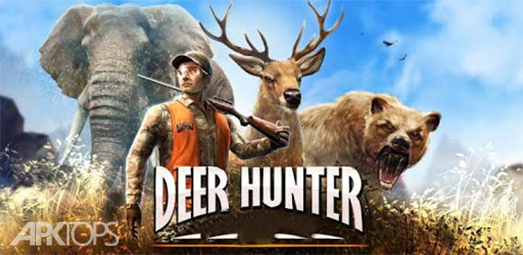 Deer Hunter™ دانلود بازی شکار آهو