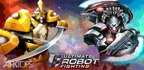 Ultimate Robot Fighting دانلود بازی نبرد نهایی ربات ها