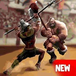 Gladiator Heroes Clash: Best battle game v3.2.2 دانلود بازی نبرد گلادیاتور های قهرمان+مود اندروید