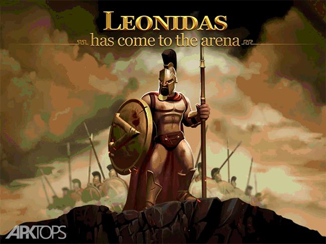 Gladiator Heroes Clash: Best battle game v3.0.0 دانلود بازی نبرد گلادیاتور های قهرمان